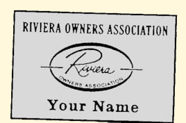 ROA Name Badge